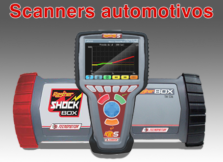 Scanners Automotivos